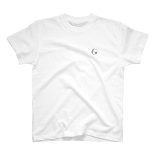 まんまる三毛猫 T-shirts
