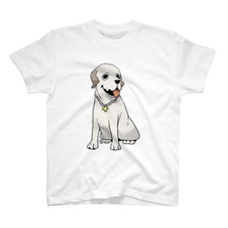 おすわりするジュディ T-shirts