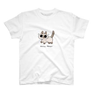 へにょへにょあずきさん T-shirts