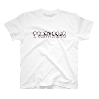 ピータロー T-shirts