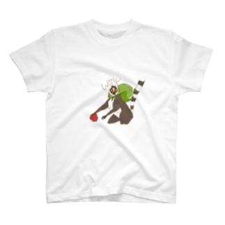 どろぼうワオくん T-shirts