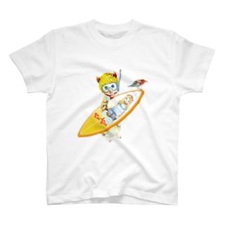 水遊び T-shirts