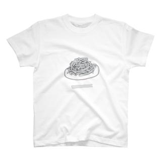 やきそば(無色) T-shirts