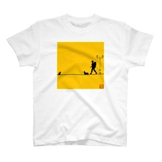 morinoki2017 「日日是旅」 T-shirts