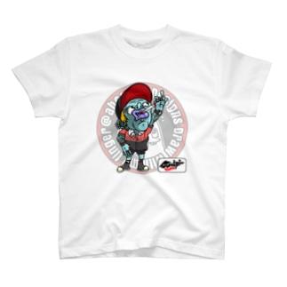 もんすたーgang T-shirts