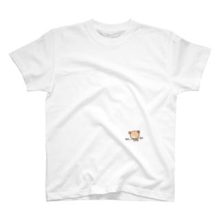 くぅま T-shirts
