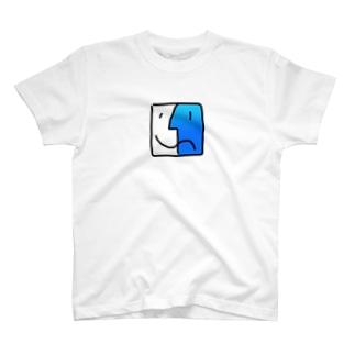 ファインじゃないんダー T-shirts