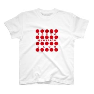東京明太子倶楽部ドットマーク T-shirts