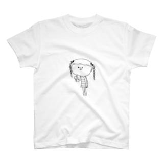 メロンソーダとみつあみーちゃん T-shirts