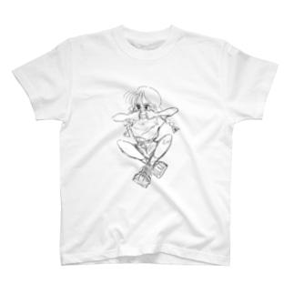 生意気ハルカちゃん T-shirts