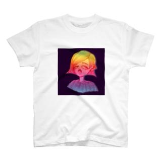 けだるげ T-shirts