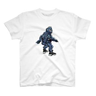 鈴木旬 T-shirts