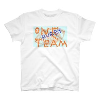 one team T-shirts
