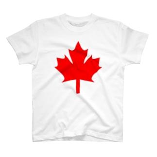 カナダ T-shirts