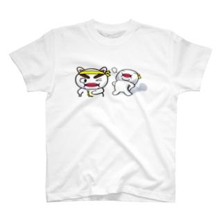 よつどうくん T-shirts