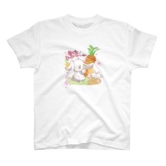 あしたてんきにな~れ T-shirts