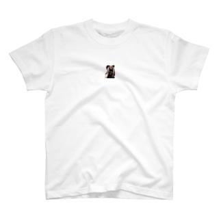 激シコ寸止め赤ちゃん T-shirts