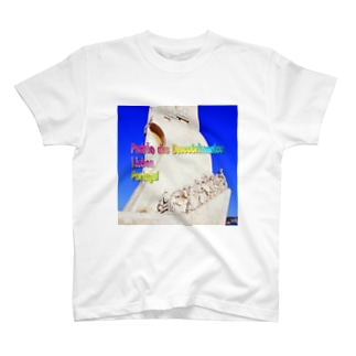 ポルトガル:発見のモニュメント Portugal: Padrão dos Descobrimentos / Monument of the Discoveries T-shirts
