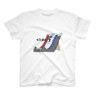 すべり台? T-shirts