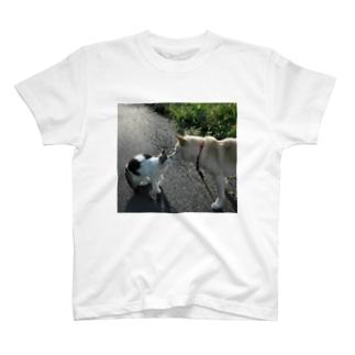 はなちゃん ラムちゃん T-shirts