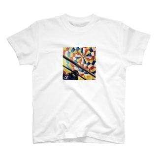 musicReeの気球 T-shirts