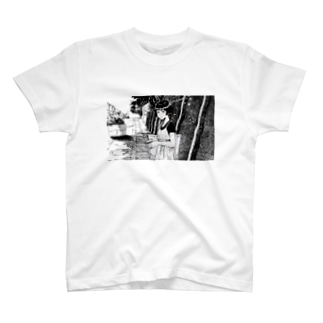 中野 高架下 T-shirts