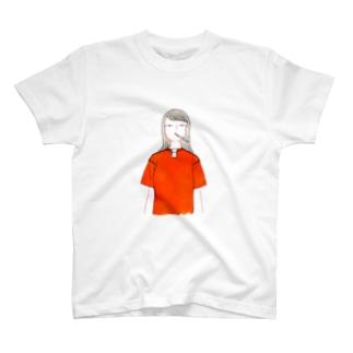 裏返しの朝 T-shirts