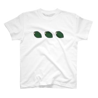 さざ石 T-shirts