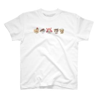 すぎぐま T-shirts