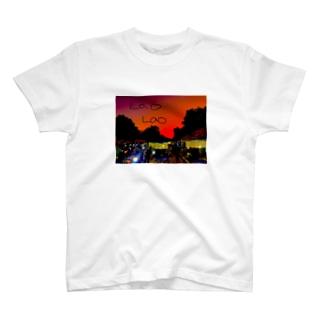 LaosTシャツ🇱🇦 T-shirts