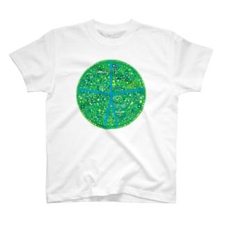 TOKYO (FRONT) T-shirts
