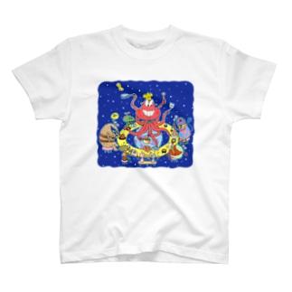 宇宙食堂 T-shirts