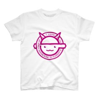 アレとあれから影響をうけたモノ T-shirts