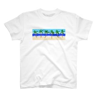 ないしょの入り江 T-shirts