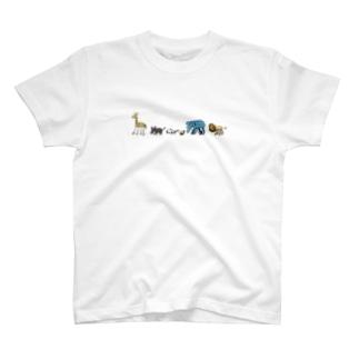 多分動物。 T-shirts