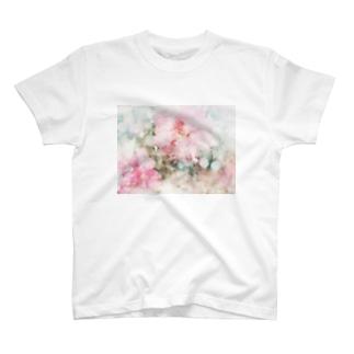 サザンカ T-shirts