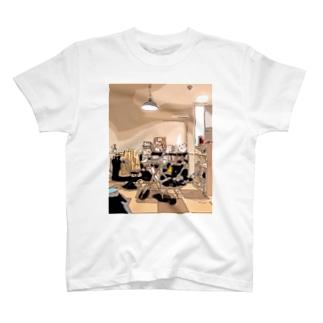 Igokochi T-shirts