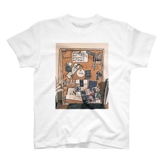 デザインボード T-shirts