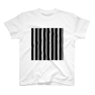 停止 T-shirts