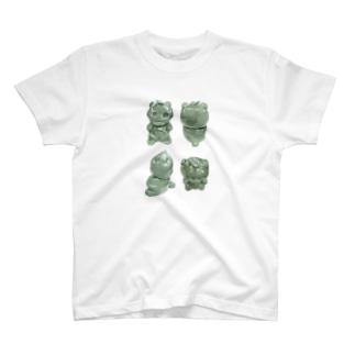 草だんご君 T-shirts