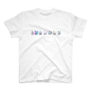 くまきちきぶん T-shirts