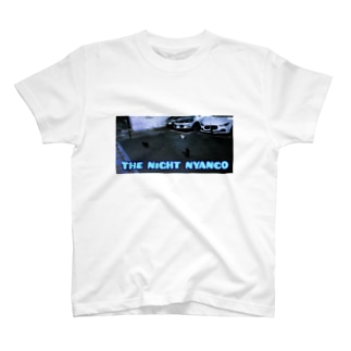 THE NiGHT NYANCO T-shirts