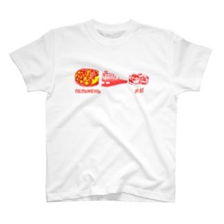 餃子伝言ゲーム T-shirts