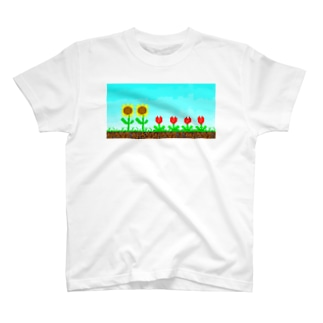 きせつのむじゅん Tシャツ