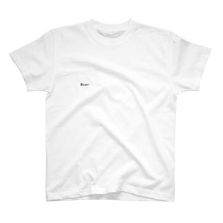 温泉bearジップパーカー T-shirts