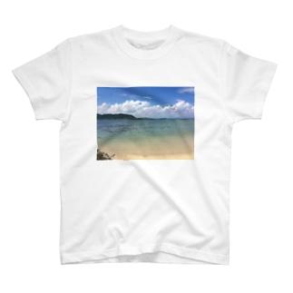 竹富島の海 T-shirts