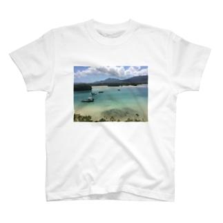 川平湾 T-shirts