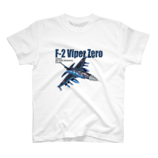 kazu Aviation ArtのF-2 バイパーゼロ T-shirts