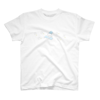 ワヌ山のおねんねワヌちゃん T-shirts