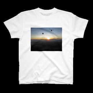 Shop Of Futureのケアンズの朝日 T-shirts